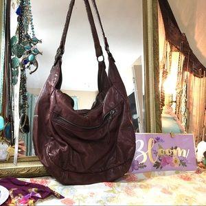 Sample Leather Shoulder Bag